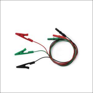Krokodilklemme für TAB Elektroden