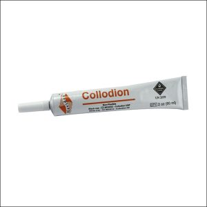 Collodion Elektroden-Kleber