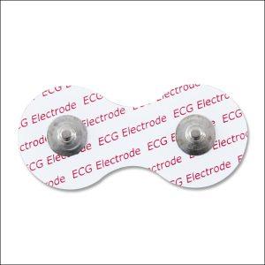 Einmal-Doppel-Elektrode für Interkostal EMG