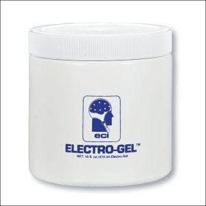 Leitfähiges Gel zum Befüllen der Elektroden.
