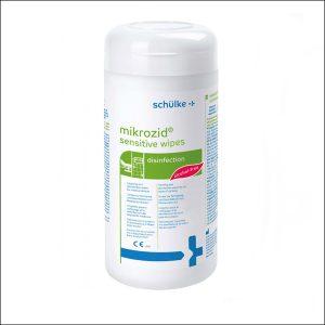 Mikrozid sensitive Tücher
