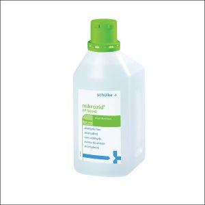 Mikrozid AF liquid, Alkoholische Schnelldesinfektion für Medizinprodukte