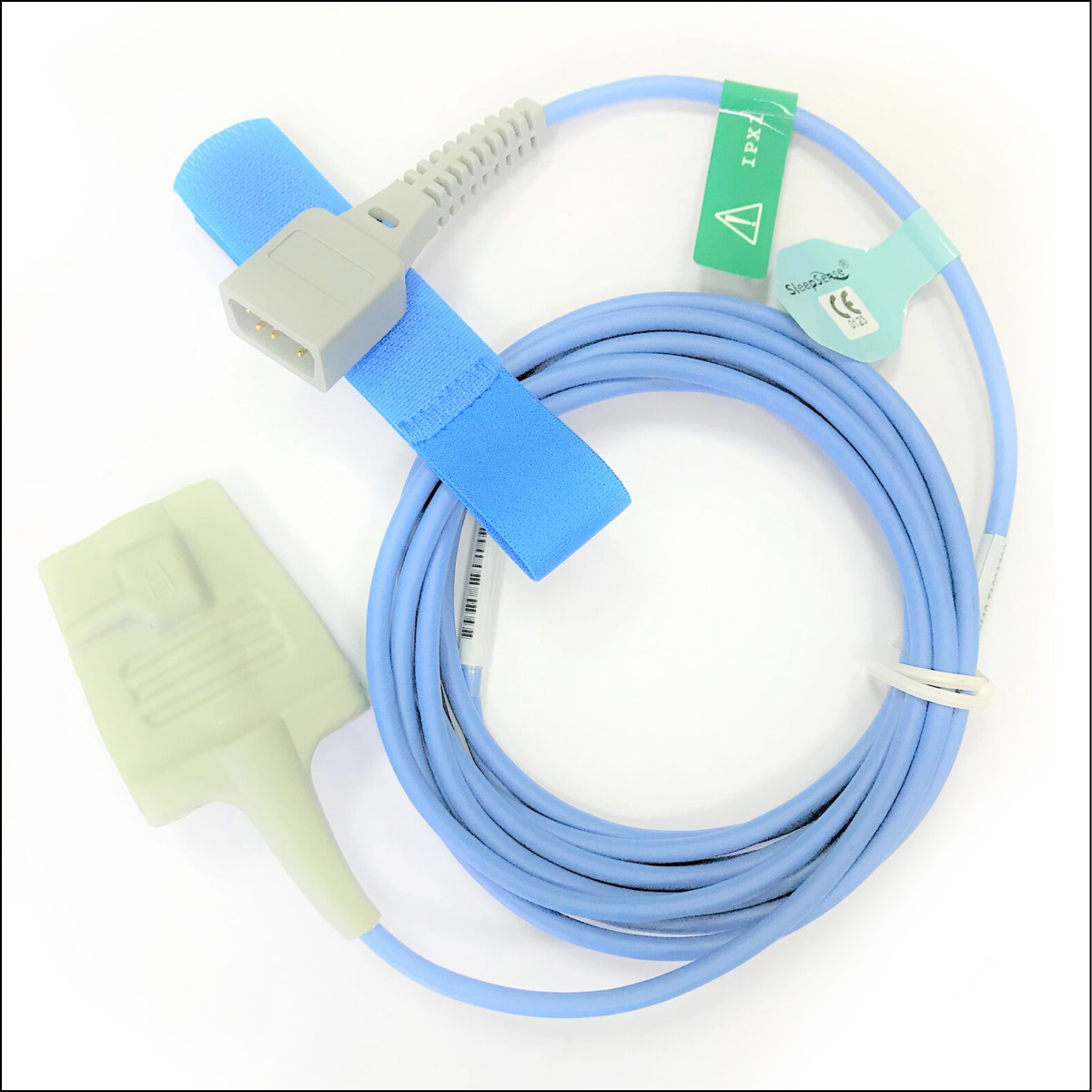 Adult Soft-Tip SpO2 sensor - Nonin® compatible, 300 cm
