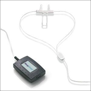 Thermistor flow Sensor KIT für Atemflussmessung über Thermoelemente