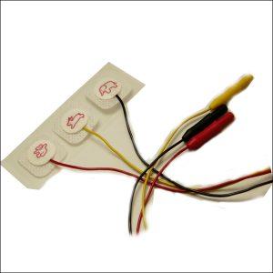 EKG Elektroden für Säuglinge