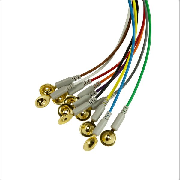 High Quality Gold Cup Electrodes