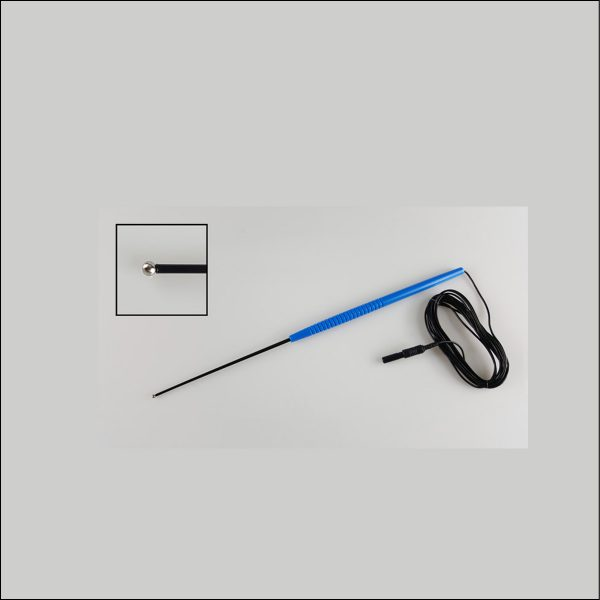 Disposable Ball Tip Direct Nerve Stimulator Probe for IONM
