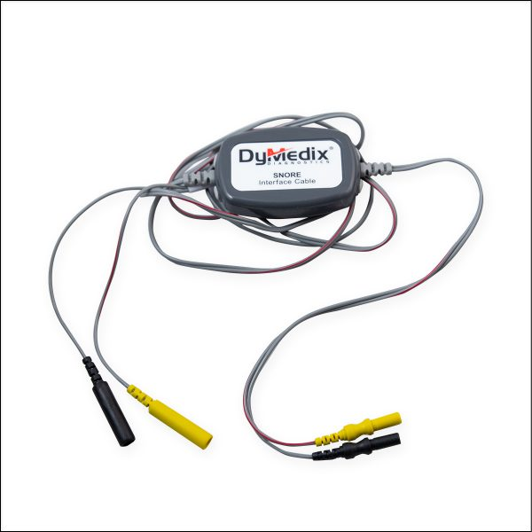 Interface cable for disposable snore sensor, Universal