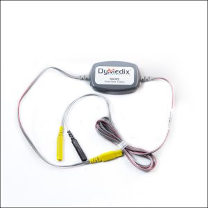Interface cable for disposable snore sensor for Alice Systems