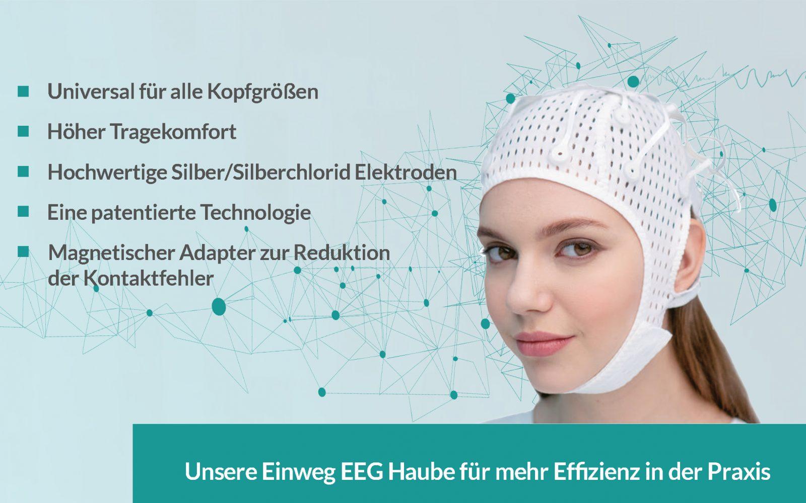 Einmal EEG Haube CNSAC